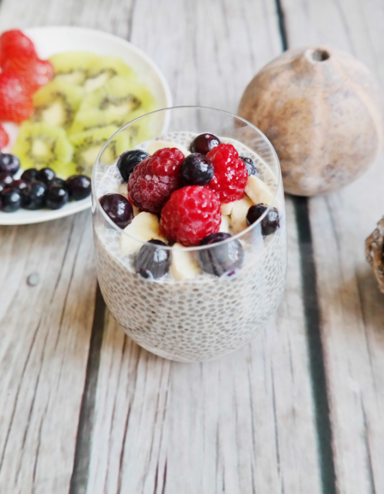 Food Friday: Chia Pudding – Superfood