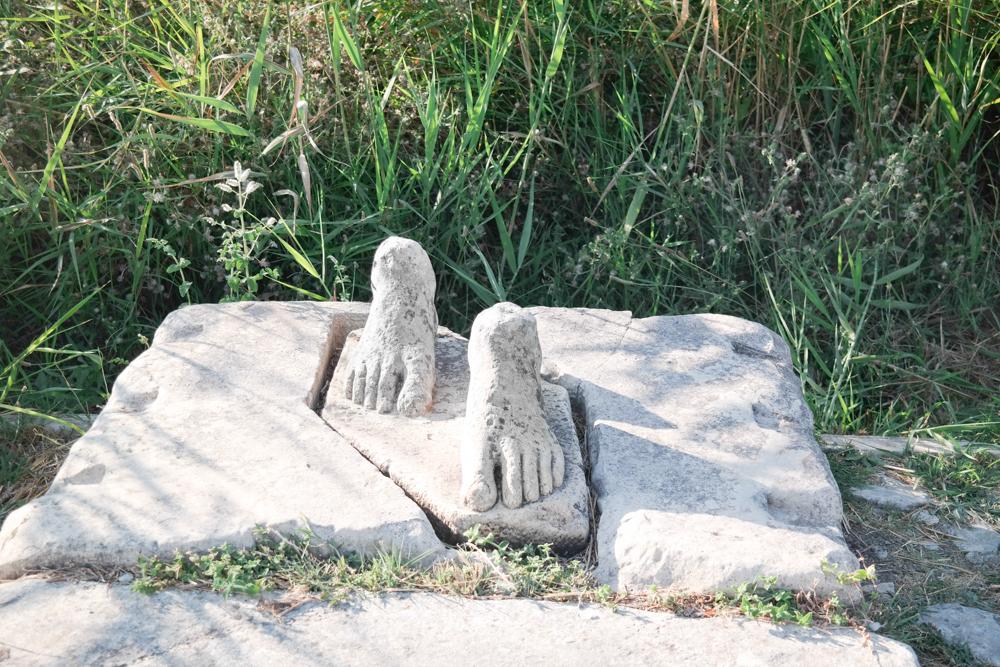 Heraion Tempel
