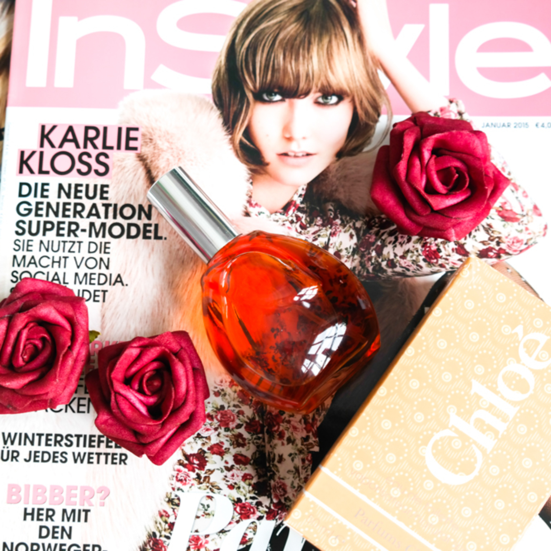 Produkttest – Chloé Parfüm