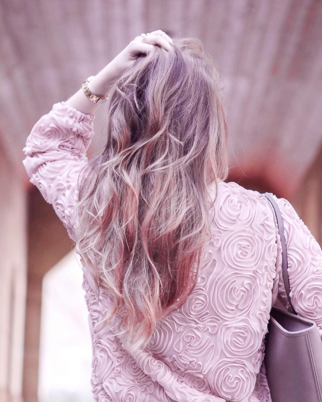 Romantic Rosé – Rosen Pullover Lookbookstore