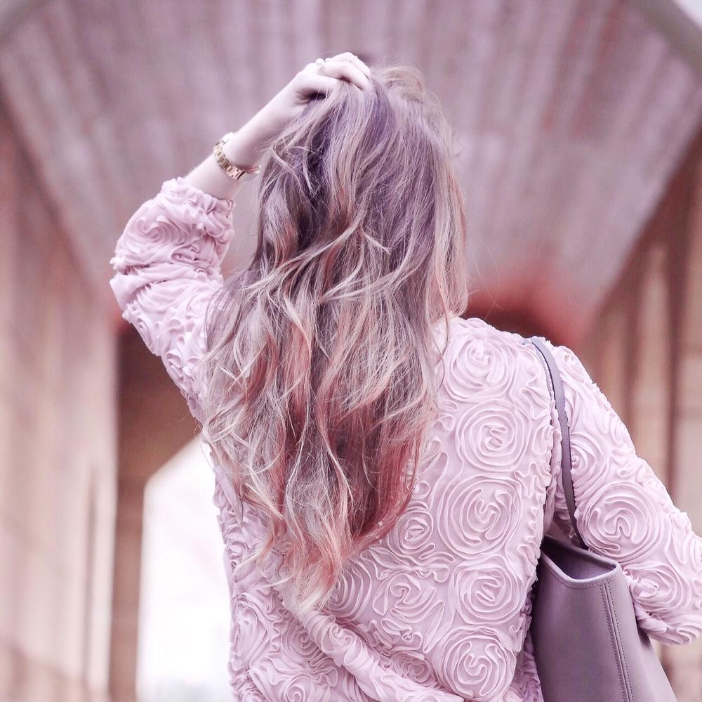 romantic ros rosen pullover lookbookstore therubinrose. Black Bedroom Furniture Sets. Home Design Ideas