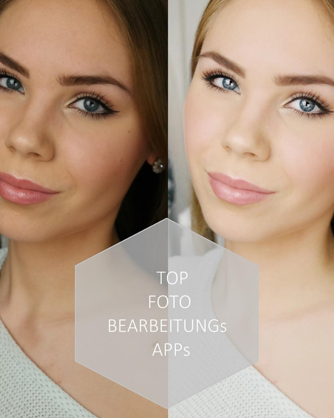 TOP Foto & Bildbearbeitungs Apps für das iPhone