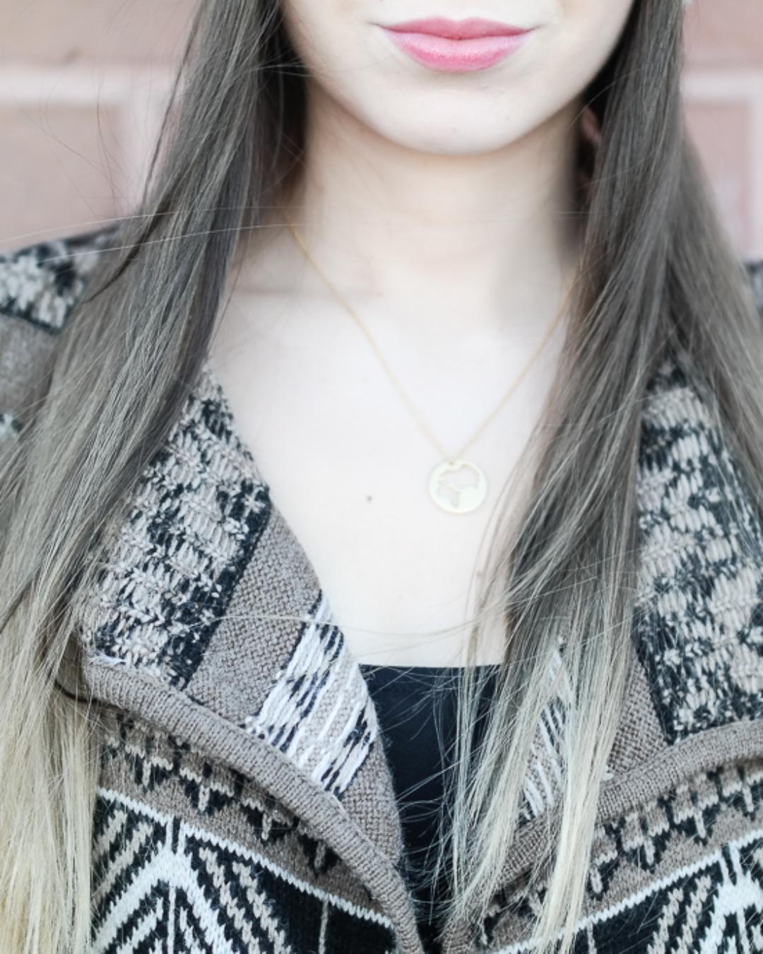 Aztekenmuster Cardigan – Kleiderkreisel