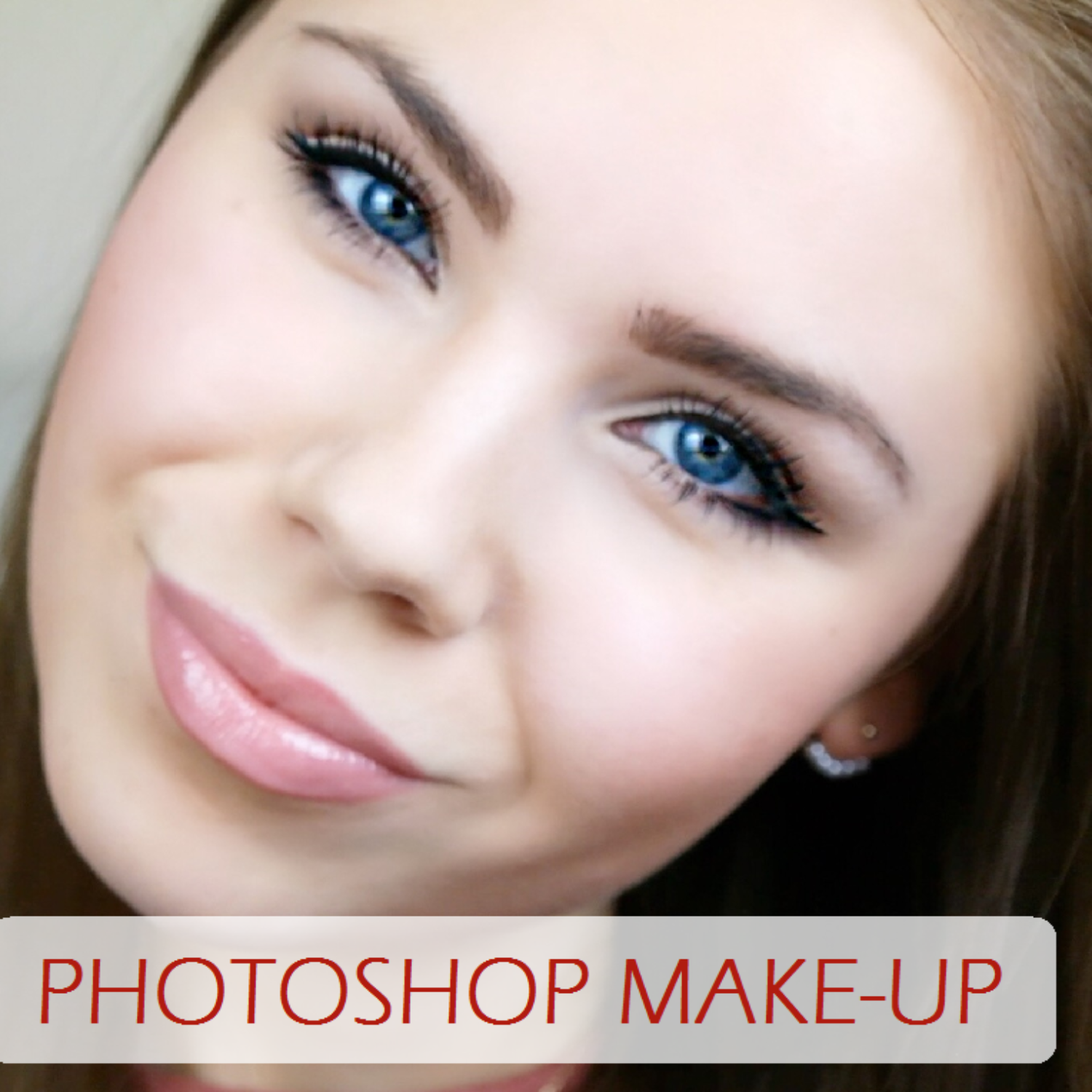 Get Ready With Me – Photoshop Make-up