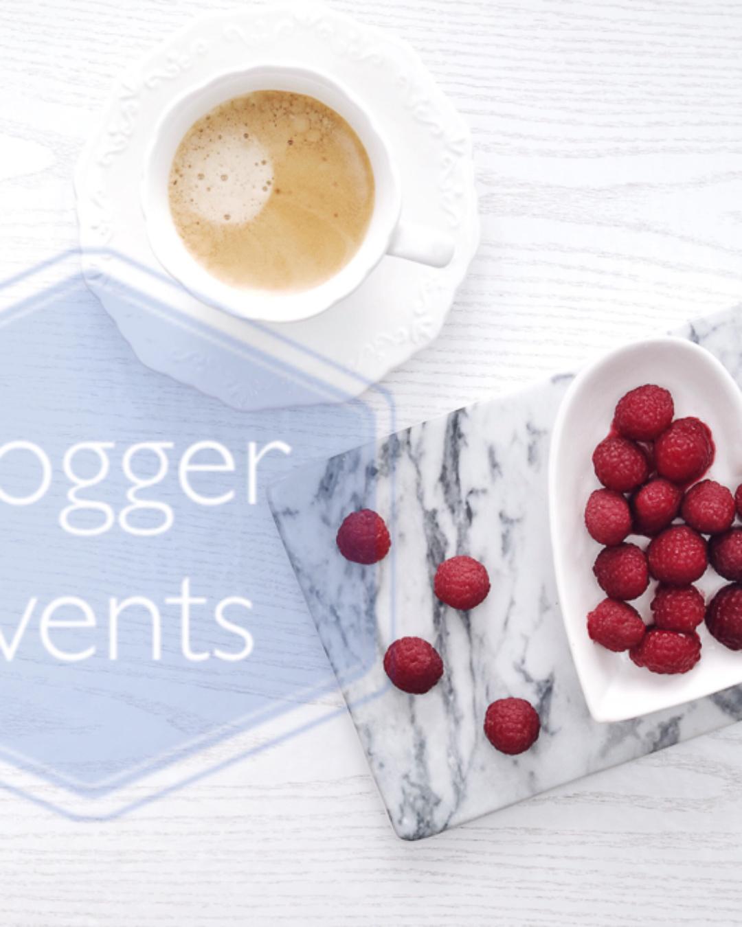 Blogger Events, Fashionshows und Pressdays