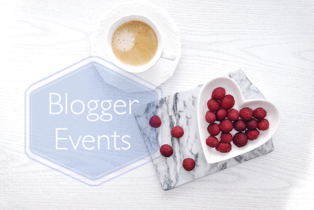 Blogger Events, Fashionshows und Pressdays