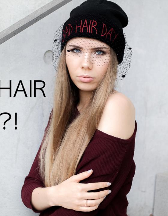 Bad Hair Day – Was hilft wirklich?