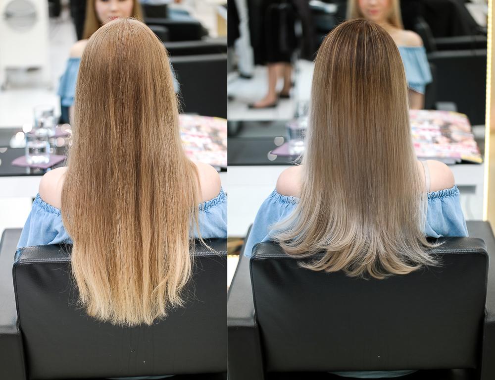 Lippert S Friseure Munchen Blonder Ombre Therubinrose