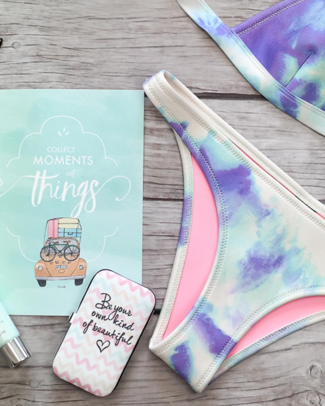 Sommer Beauty Produkte fürs Reisen – Travel Essentials