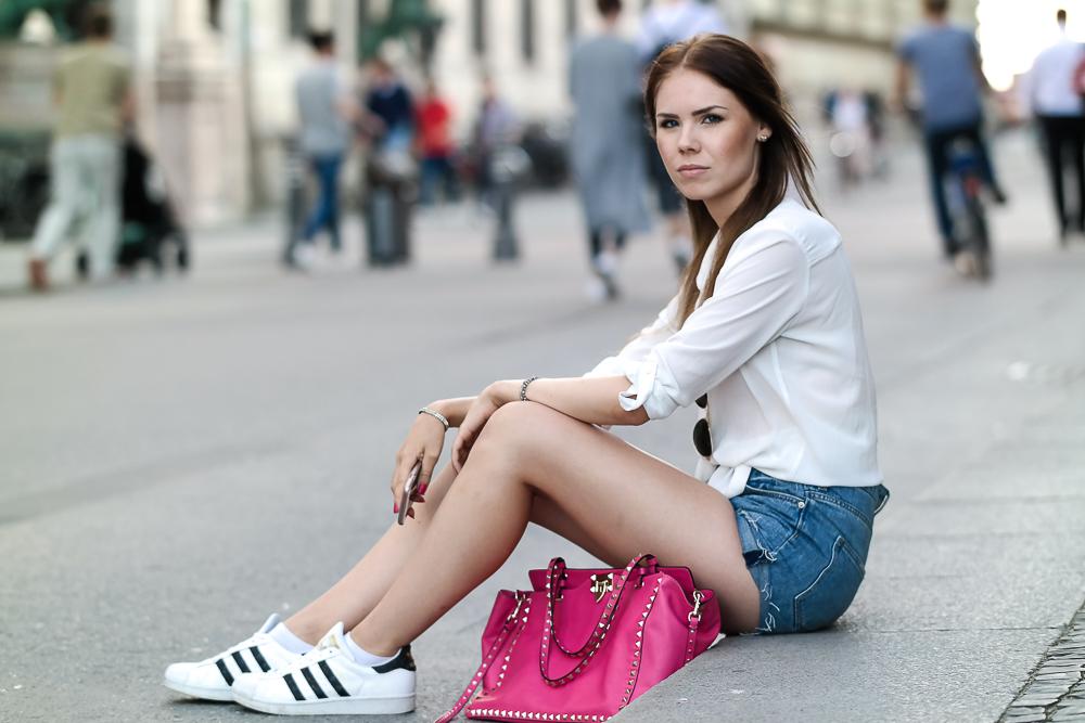 Adidas Superstar Streetstyle