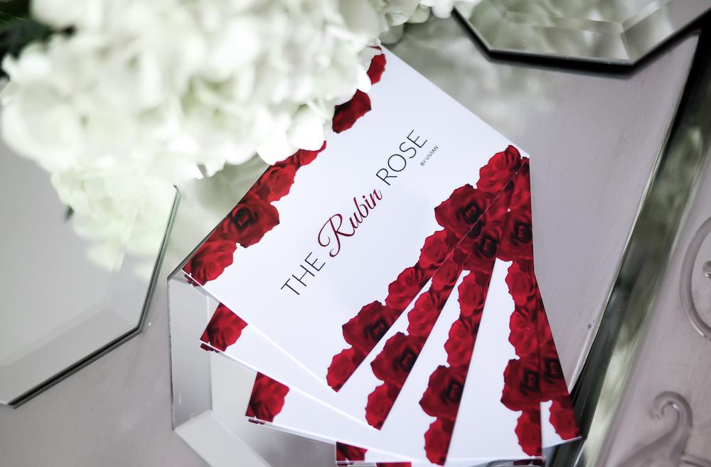 Blog Visitenkarten Modeblog TheRubinRose