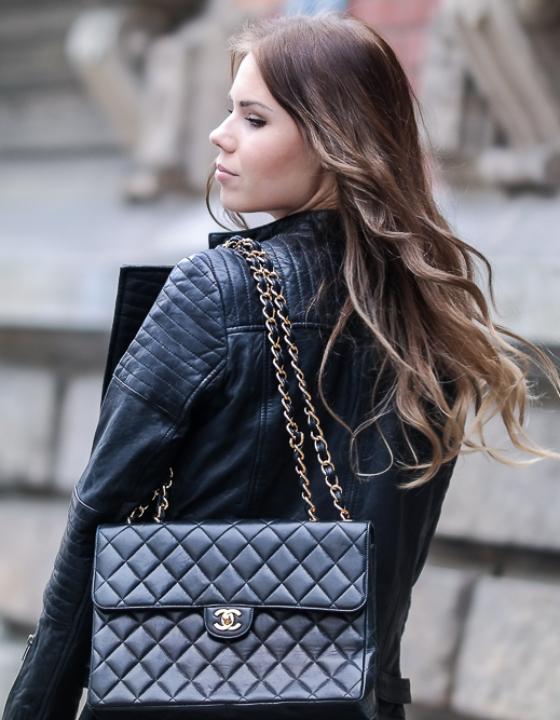 Ein Outfit inspiriert durch Coco Chanel