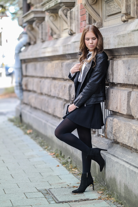 eleganter Look