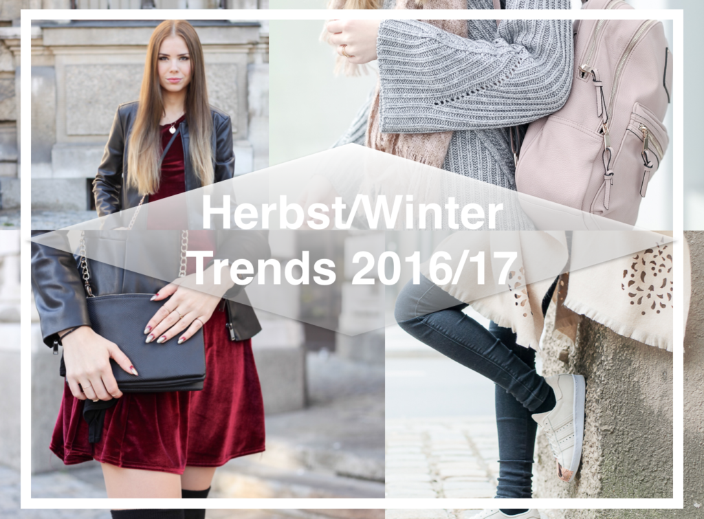 Fashion trends im herbst winter 2016 2017 therubinrose for Herbst trends 2016