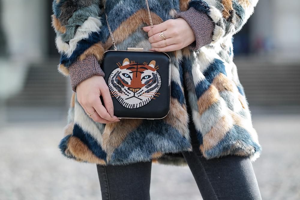 Tiger Tasche