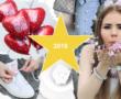 Silvester Outfit 2016 – Samtkleid, Spitze & Glitzer