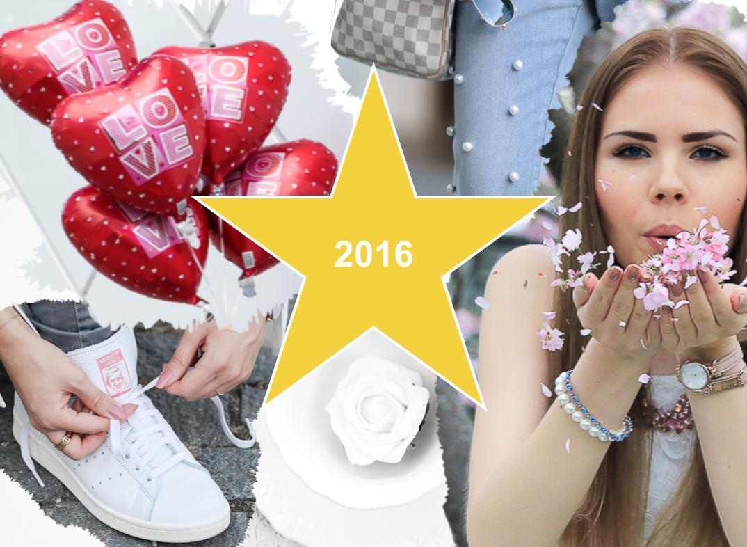 Jahresrückblick 2016-Fashion Blog München-Deutschland