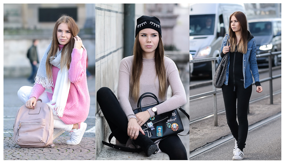 Fashion Blog München Winter Outfits Januar 2017
