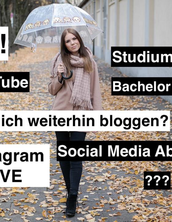 Monatsrückblick #3 – Studium, Bloggen, Social Media