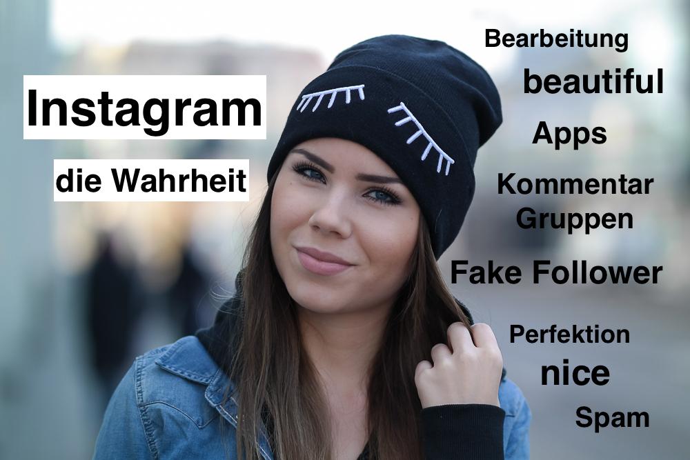 Instagram – Die Wahrheit über die perfekte Welt