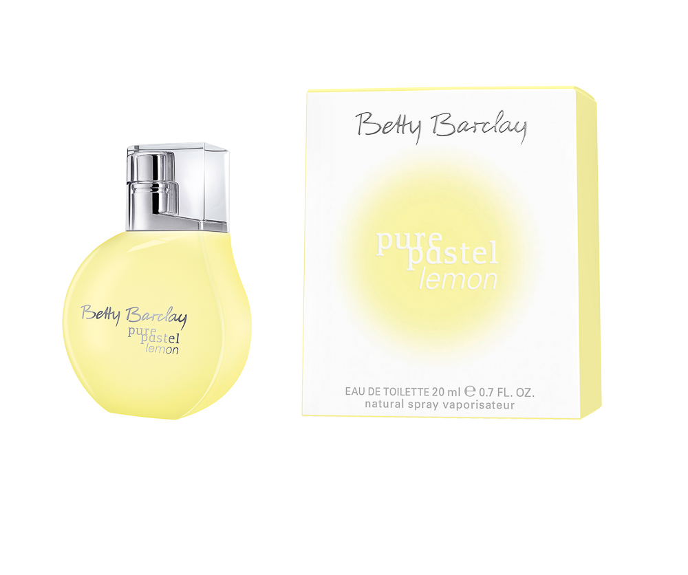 Betty-Barclay-Pure-Pastel-Lemon-Düfte-Duft-Parfüm-Frühling