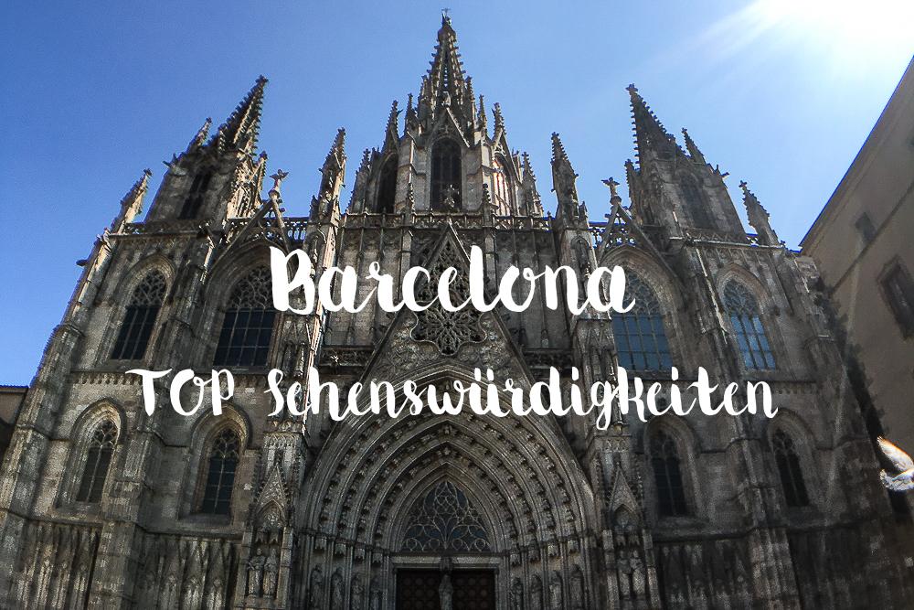 Barcelona Sehenswürdigkeiten-Highlights-Insidertipps-Tipps-La Catedral