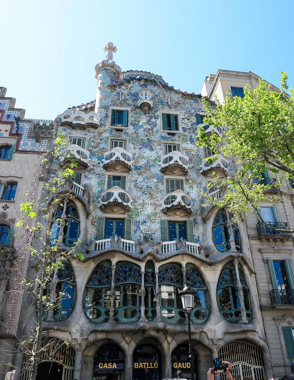 Casa-Batlló-Künstler-Antoni-Gaudi