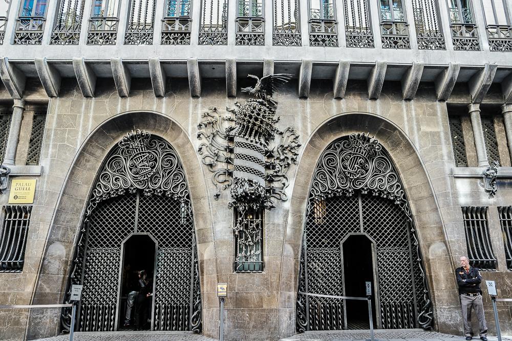 Palau-Güell-Antoni-Gaudi