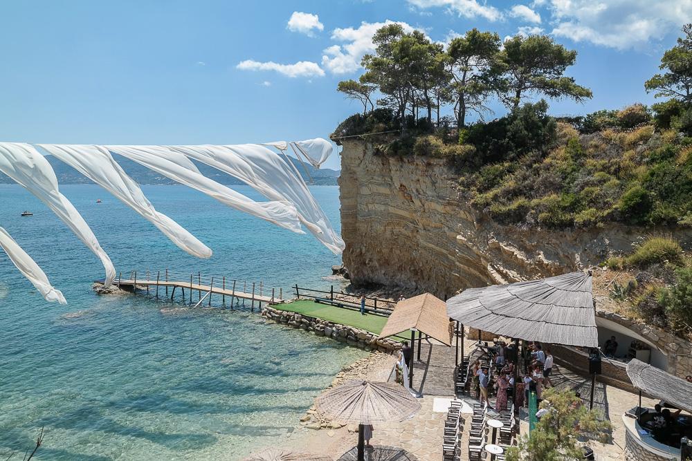 Agios Sostis Strand