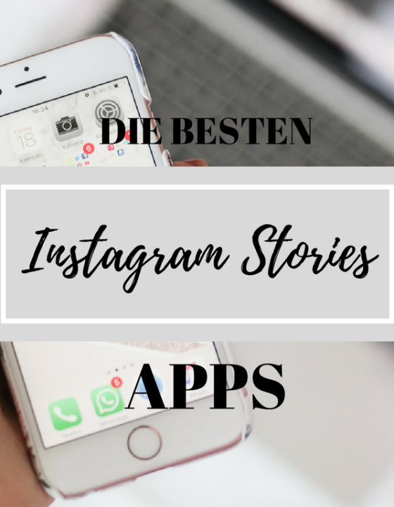 Instagram Stories – 5 geniale Apps für spannende Videos