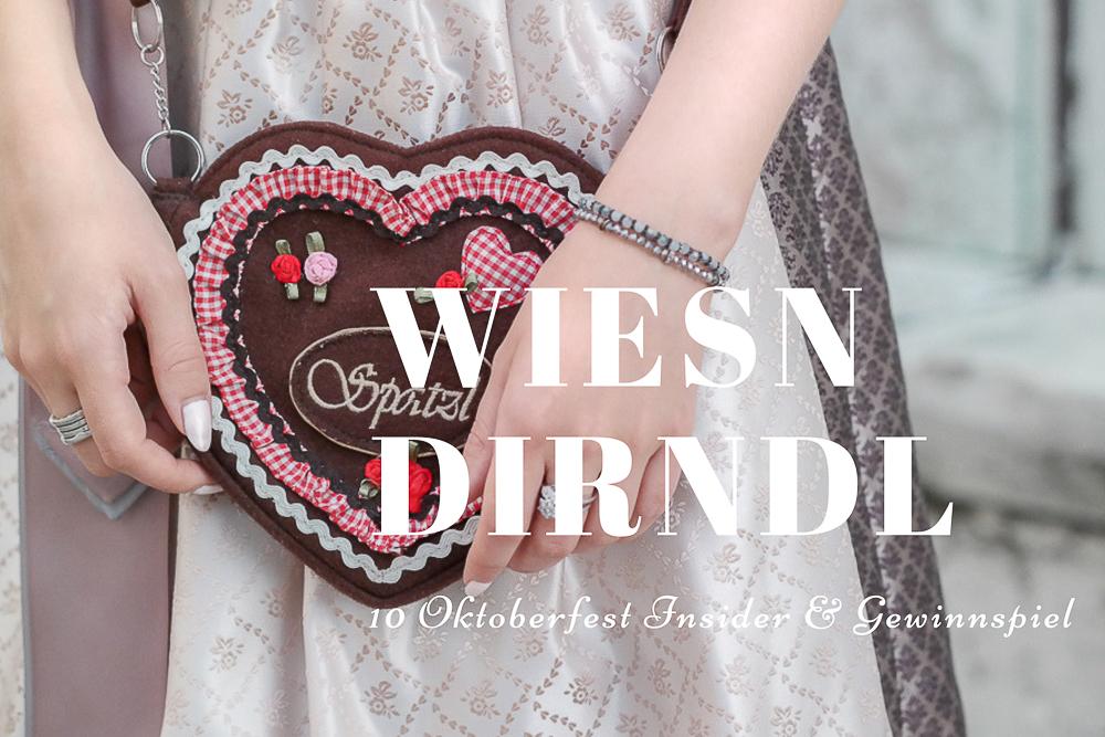 Fashion Blog München-Oktoberfest 2017 Dirndl München-Wiesn-Dirndlkleid-Dirndlschürze-Pumps-Lebuchenherz Tasche-Herz Kette-Tracht-Trachtenmode-Zalando Gewinnspiel