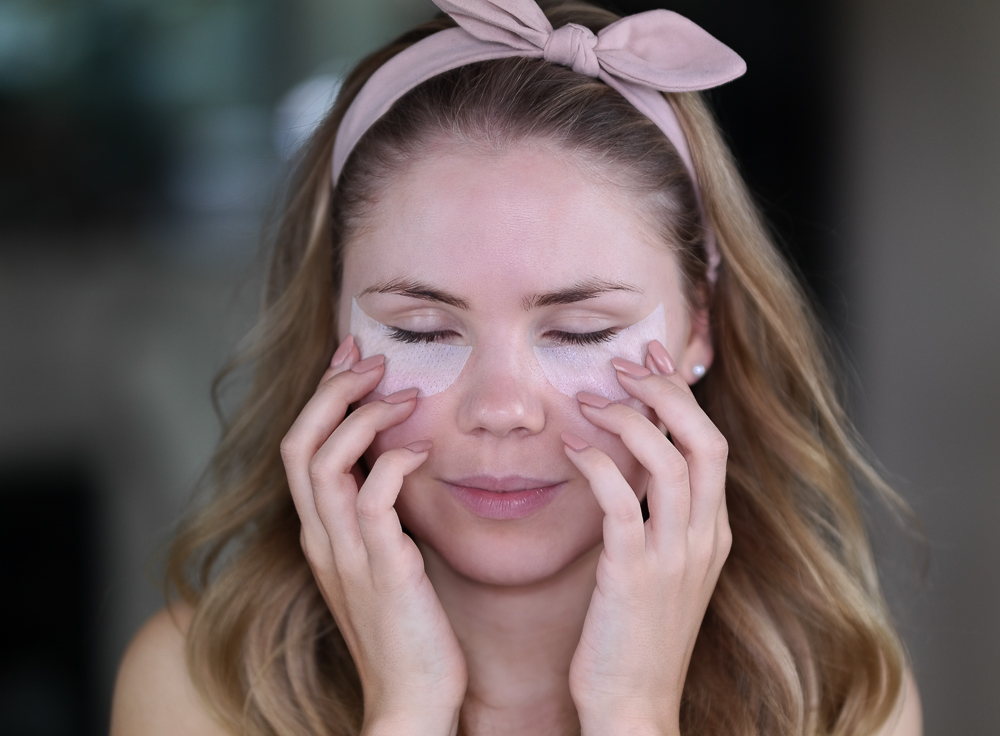 Beautyblogger-Augenpads Dalton Marine Cosmetics-Nach der Wiesn