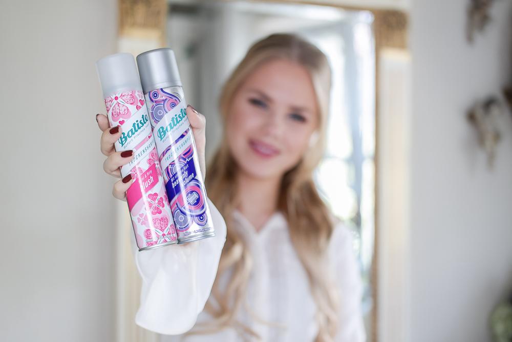 Beautyblogger München-Batiste Trockenshampoo-Blush & Heavenly Volume