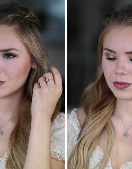 Oktoberfest Make-up Look mit Dalton Marine Cosmetics