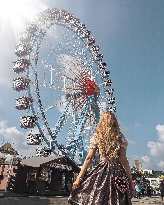 Riesenrad Wiesn-Oktoberfest 2017