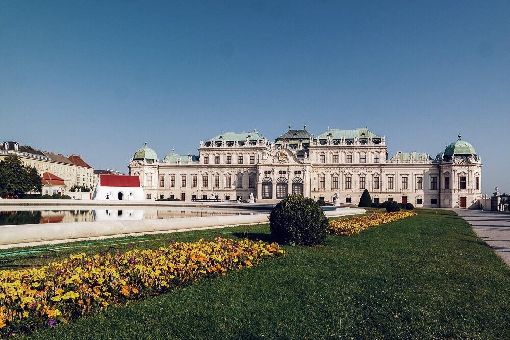 Schloss-Belvedere-Wien-Sehenswürdigkeiten