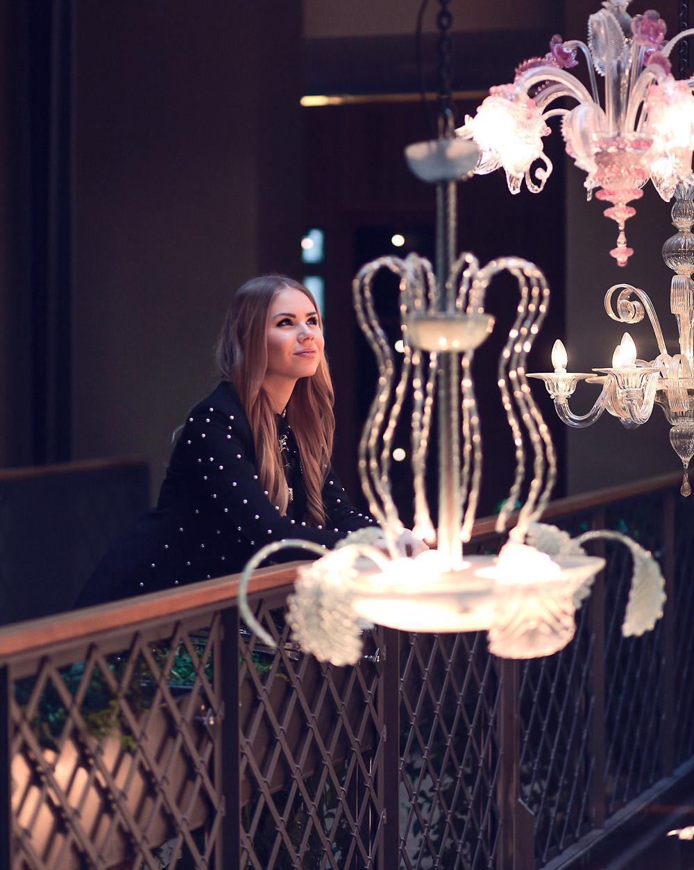 25 Hours Hotel Instagram Foto therubinrose-Lampen