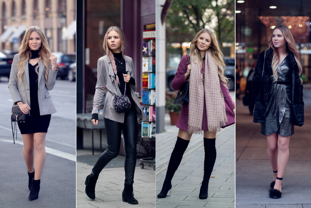 Herbst Winter Looks im November-Fashionblog München TheRubinRose