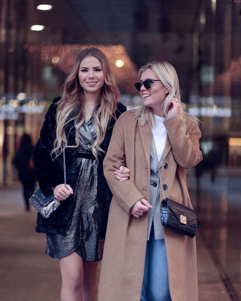 Styleblog-Party Outfits im Vergleich von Orsay
