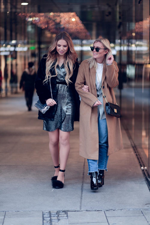 Fashionblogger München-Partyoutfits zu verschiedenen Anlässen-glamourös vs. Casual