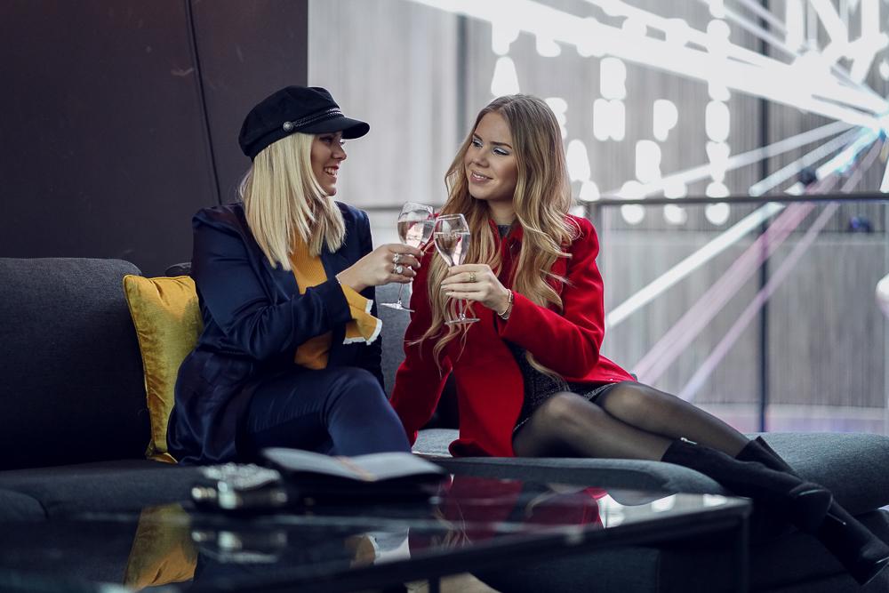 Styleblogger-Silvester Party-Freunde-Feier-Feuerwerk-Neujahr