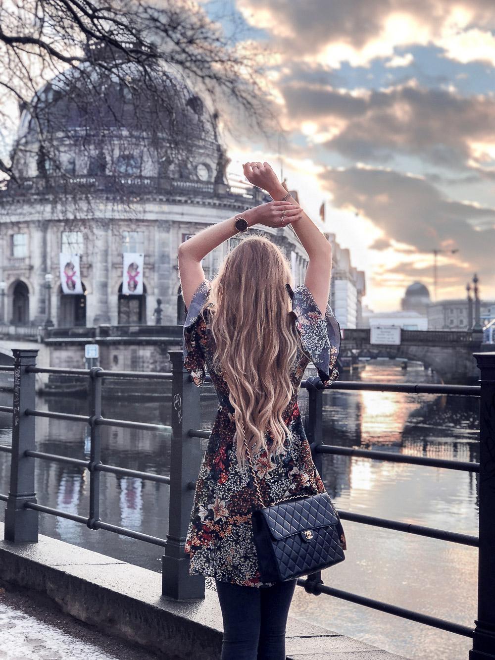 Berlin Fashion Week - BFW 2018 - Haar Inspiration