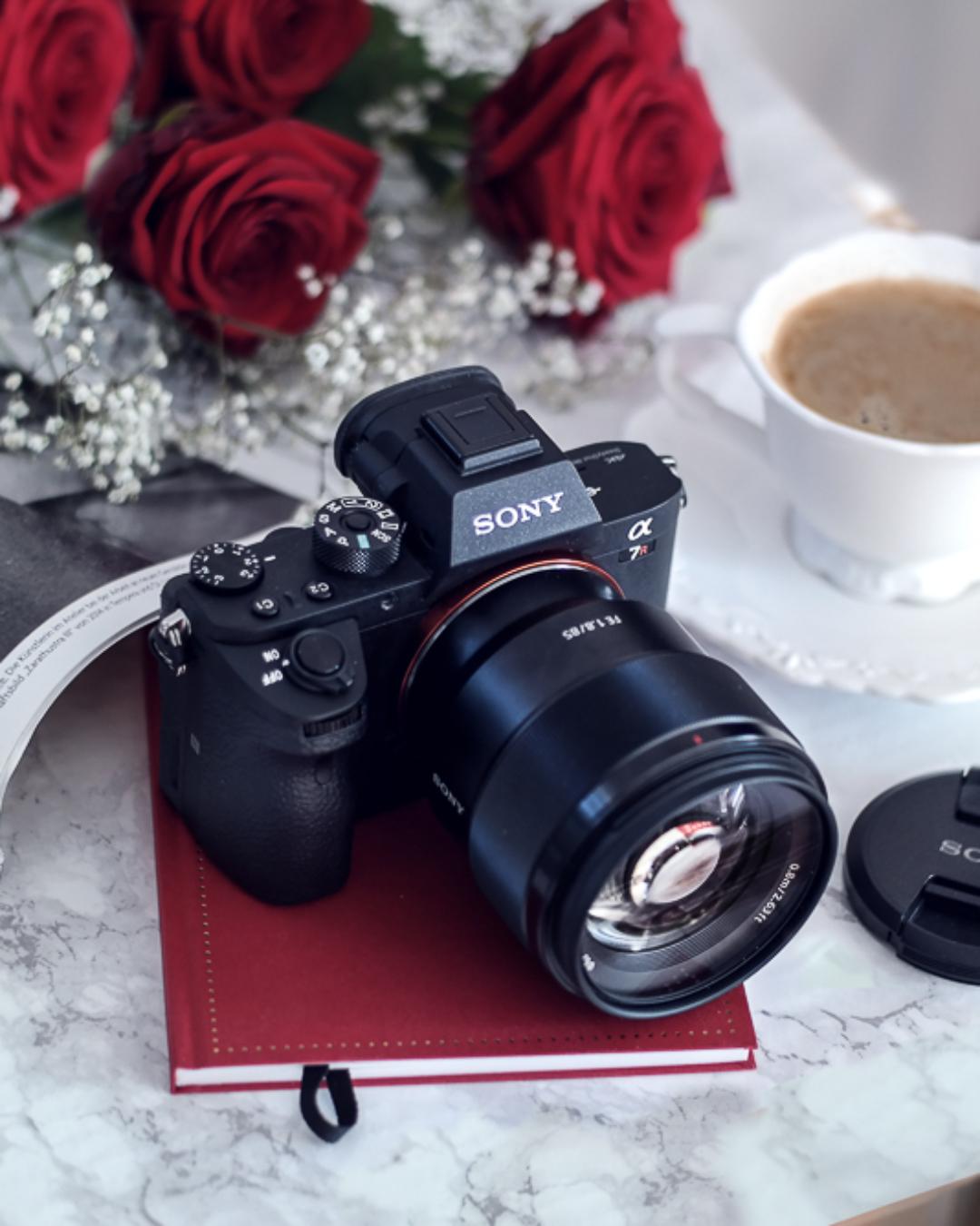 Die perfekte Kamera für (Instagram) Blogger