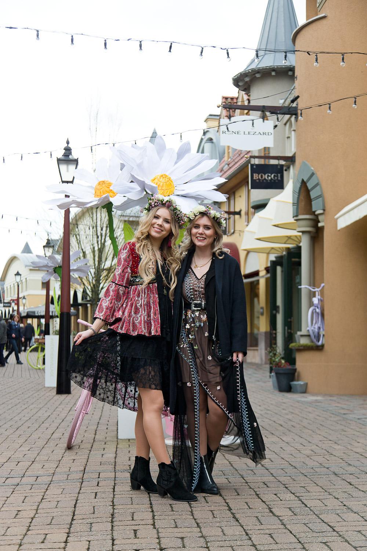 Shopping Paradies Wertheim Village Blogger Freundin Lisa Seibold