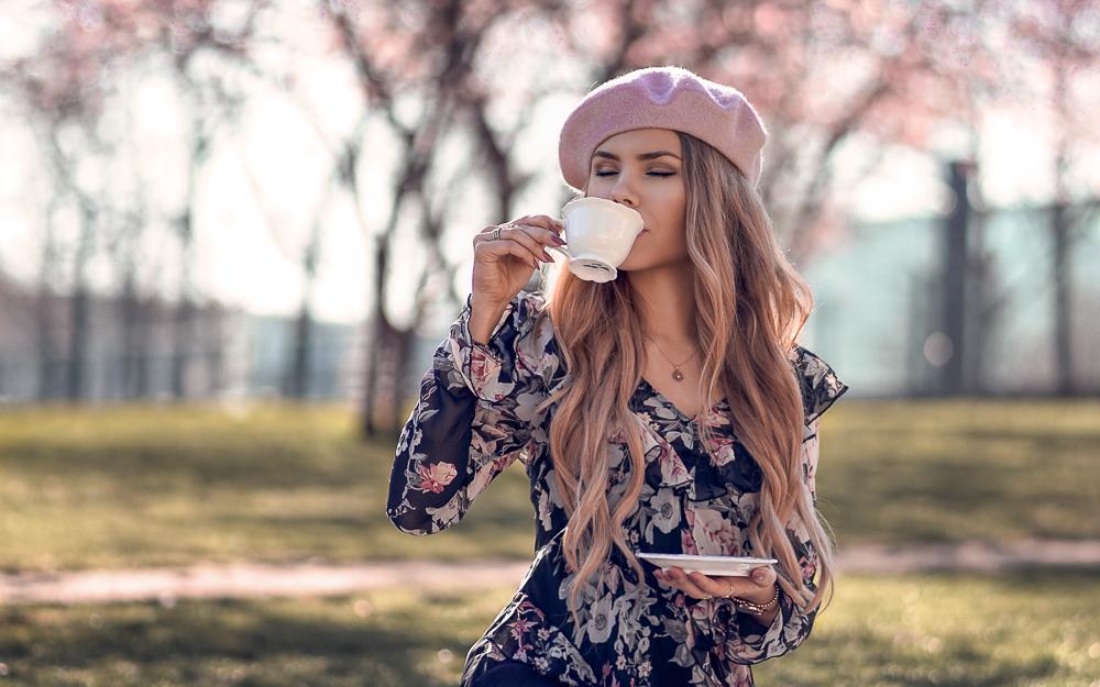 Flowerprint Trend 2018 – Instagram Blumenmuster Outfits