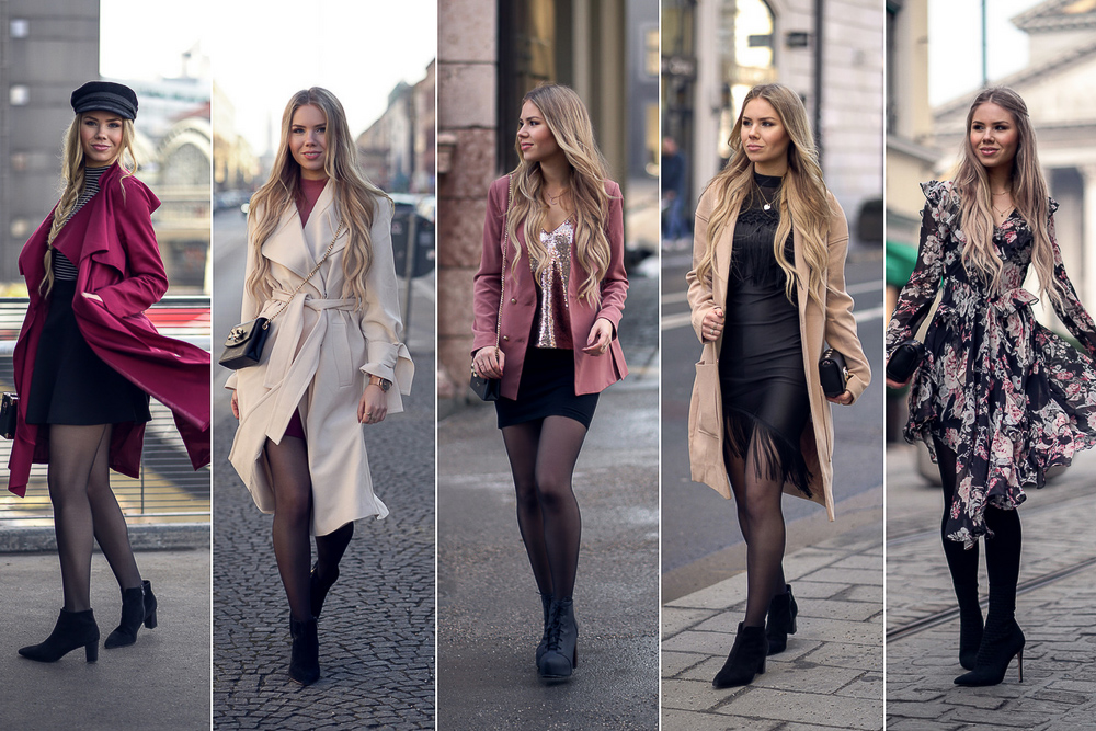 Fr Hjahr Sommer Fashion Trends 2018 Youtube Lookbook Therubinrose