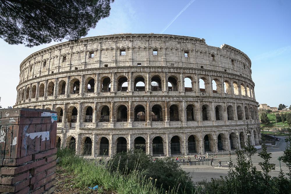 Reisebericht - Kolosseum Rom - Italien