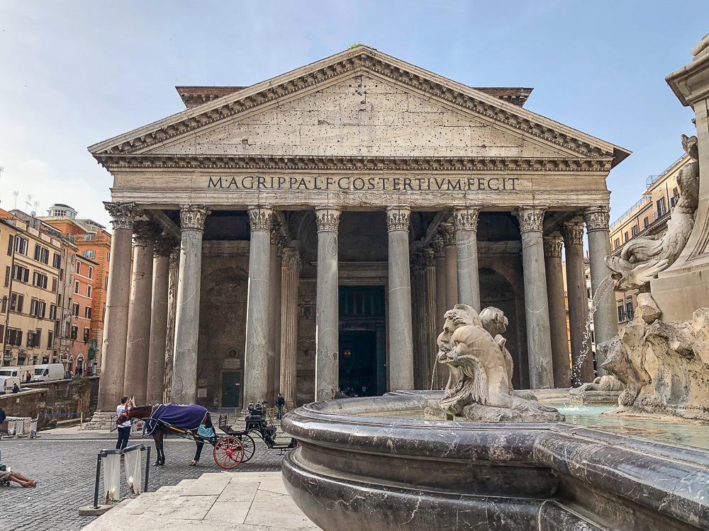 Pantheon Rom TOP Sehenswürdigkeit