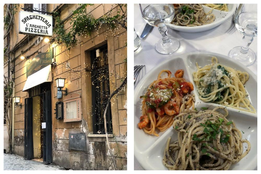 Spaghetteria L'archetto-beste Pasta in Rom