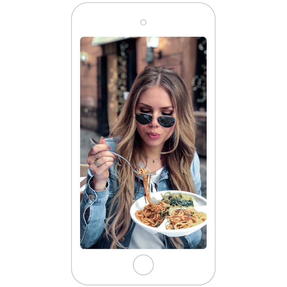 Beste Pasta Italien Rom Spaghetti Instagram Bild